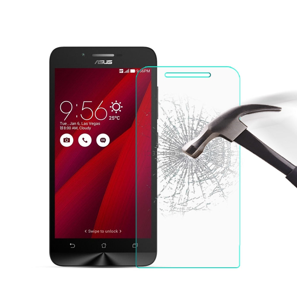 Glass For Asus ZenFone Go ZC500TG 5.0inch Phone