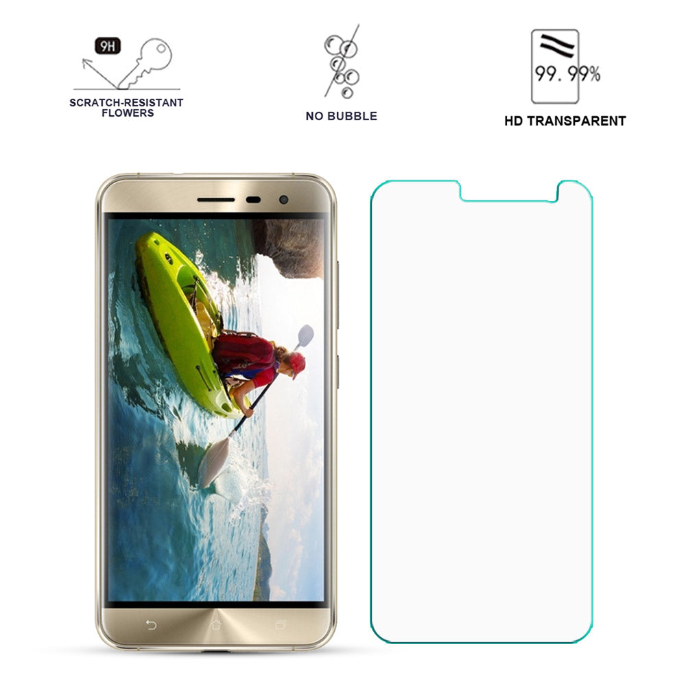 Tempered Glass For ASUS Zenfone 3 ZE520KL Screen Protector Film For ASUS Zenfone 3