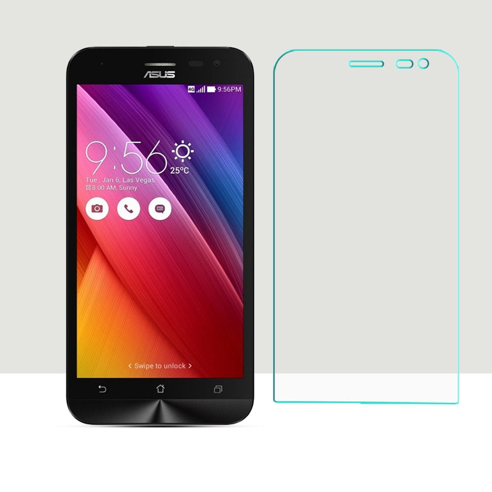 2.5D Premium Tempered Glass For Asus ZenFone 2 Laser ZE500KL 5.0inch