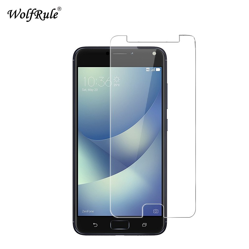 2PCS Glass Asus Zenfone 4 Max ZC520KL Screen Protector
