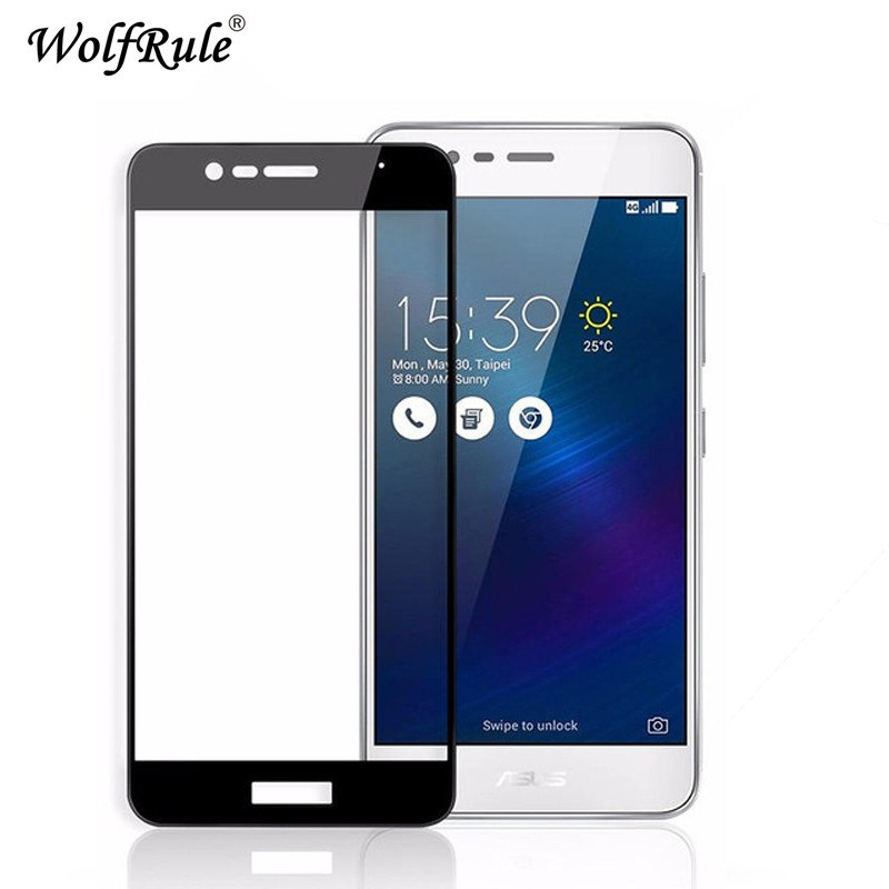 Glass Asus Zenfone 3 Max ZC520TL screen protector Film 2.5D Anti-Brust