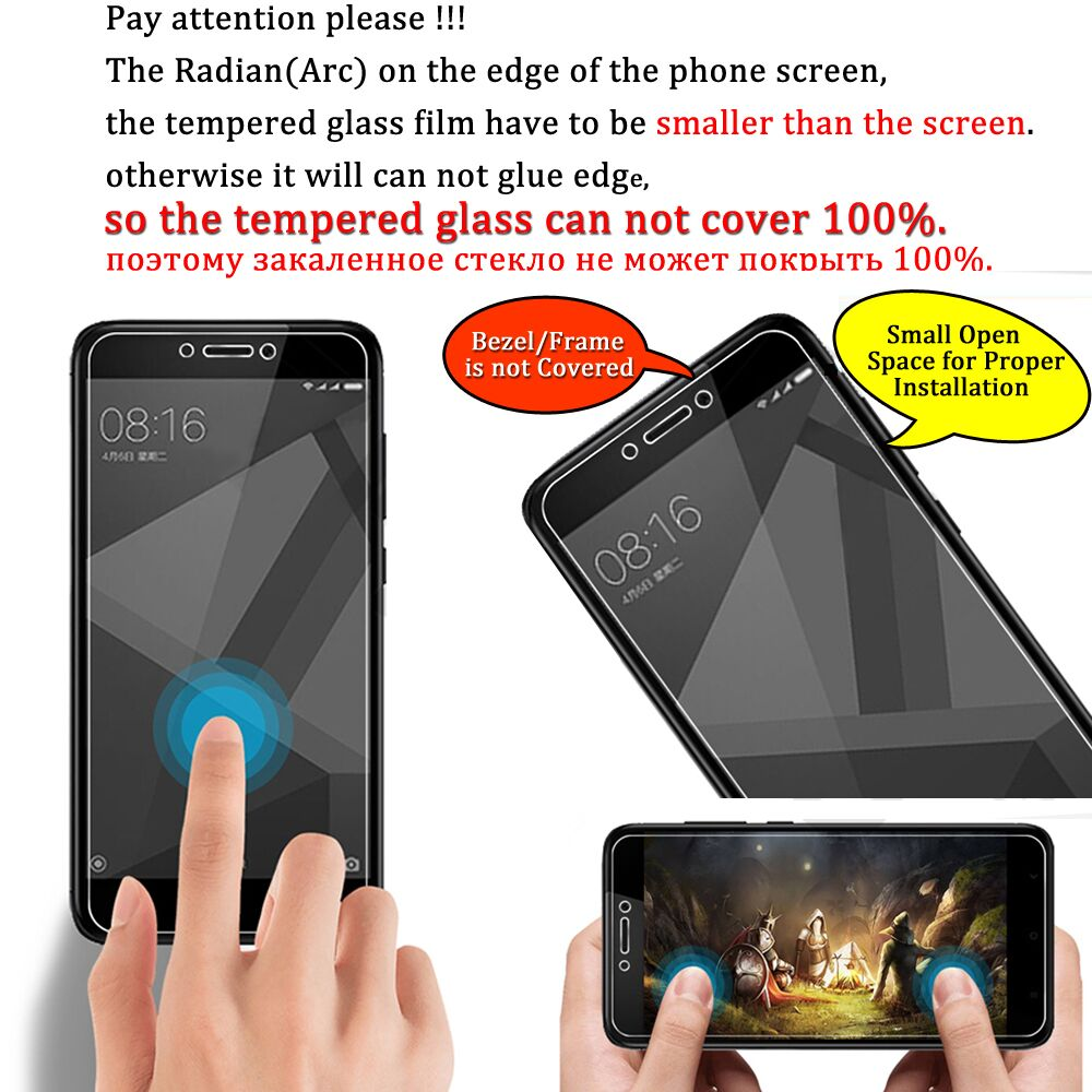 Tempered Glass For ASUS ZenFone 3 ZE552KL Screen Protector