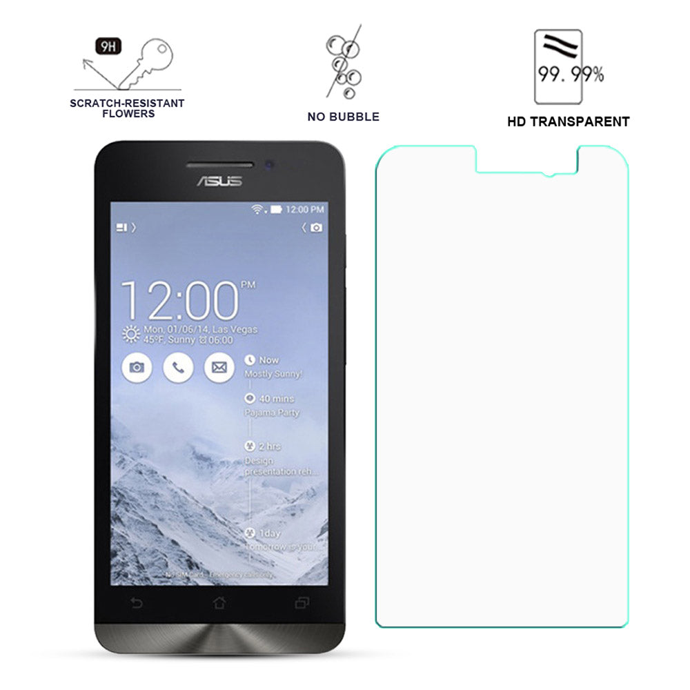 Tempered Glass For ASUS Zenfone 4 A450CG 2014 Screen Protector