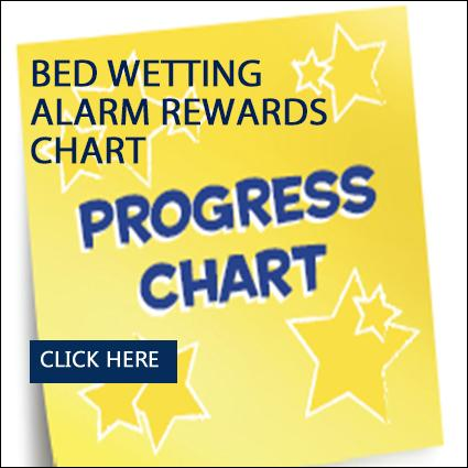 Rewards Chart: Bed Wetting Alarms