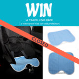 Competition Winner Kids Car Seat Protectors