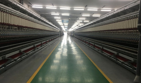 Brolly Sheets - one of the top 3 cotton mills in China