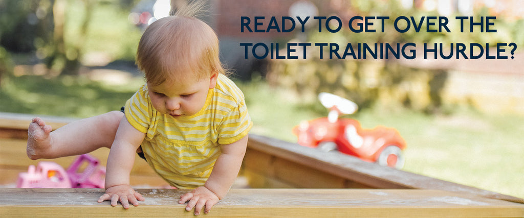 Get Started Guides with Potty training / toilet training Header