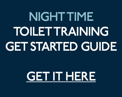 Night time get started guide tile