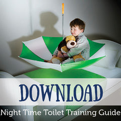 nigh time toilet training guide