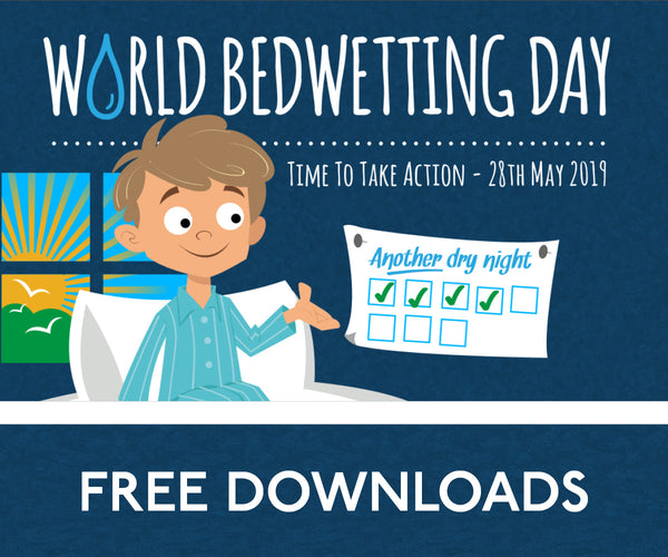 world bed wetting day