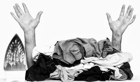 Pile of washing