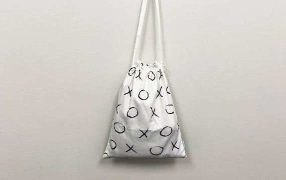 Space Cotton Drawstring bag