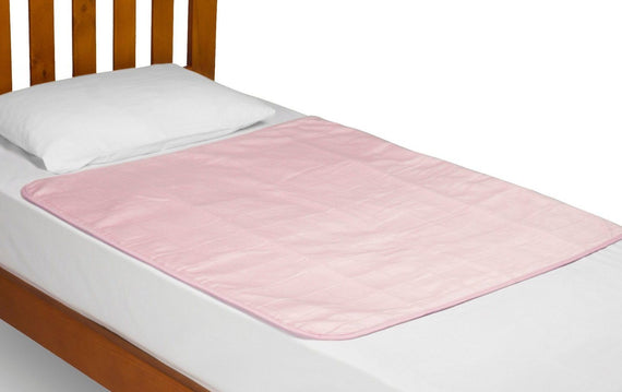 Crystal Pink Bed Pad Clearance