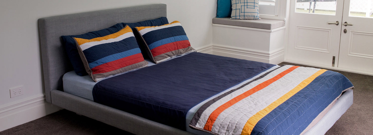 Take The Hassle Out Of A Wet Bed.