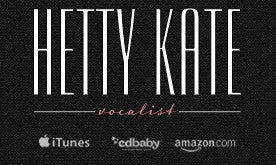 Hetty Kate Music - Online Store