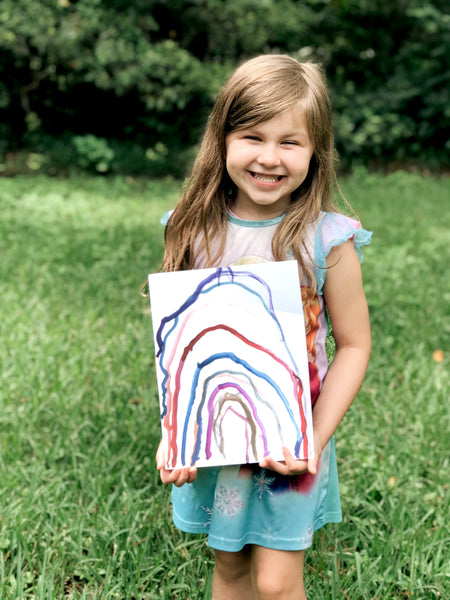 3 principles I've learned to embrace while raising babies and making art