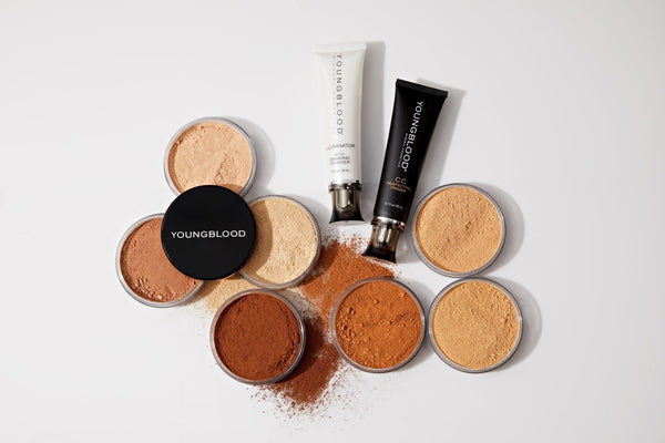THE MAGIC OF MINERALS | Youngblood Mineral Cosmetics