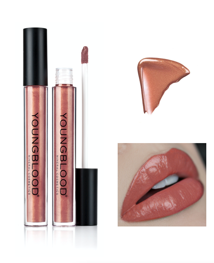 Lipgloss - Youngblood Mineral Cosmetics
