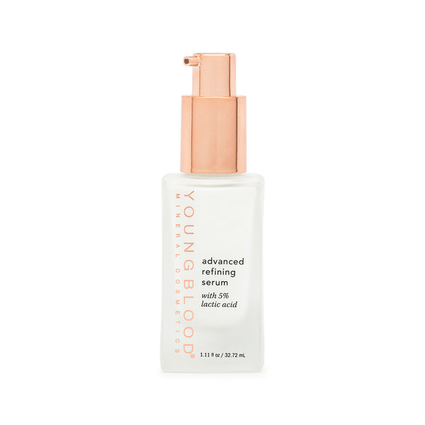 Advanced Refining Treatment with 5% Lactic Acid - Youngblood Mineral Cosmetics