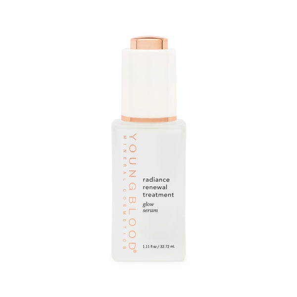 Radiance Renewal Treatment Glow Serum - Youngblood Mineral Cosmetics