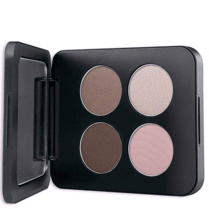 Pressed Mineral Eyeshadow Quad - Youngblood Mineral Cosmetics