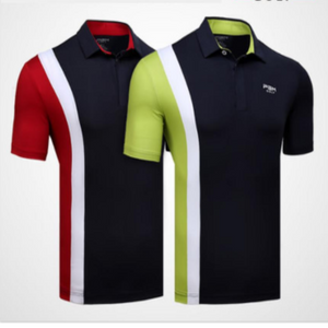 Turn-down Collar Quick Dry Shirt - kribigolf