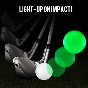 Kribi LED Golf Balls