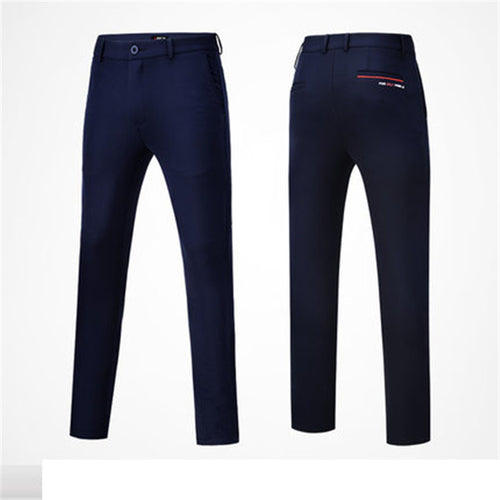 Slim Fit Golf Men's Autumn and Winter Pants - kribigolf