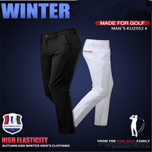 Load image into Gallery viewer, Slim Fit Golf Men's Autumn and Winter Pants - kribigolf