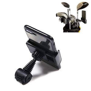 Golf Club Practice Records Accessories Phone Holder