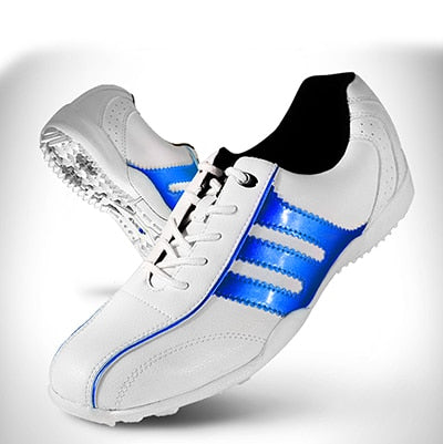 Authentic Waterproof Golf Shoes - kribigolf
