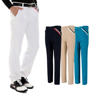 Thin High Elastic Golf Pants - kribigolf