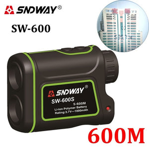 600-1500m Laser Golf Range Finder - kribigolf