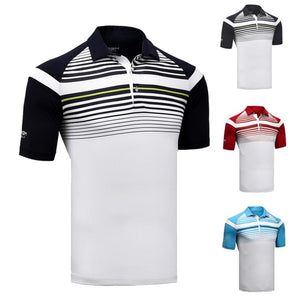 Anti Sweat Comfortable Golf Shirt - kribigolf