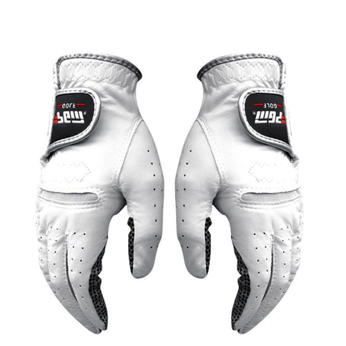 Soft Breathable Pure Sheepskin Gloves - kribigolf