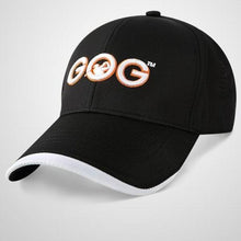 Load image into Gallery viewer, Snap-back Sunscreen Adjustable Golf Cap - kribigolf