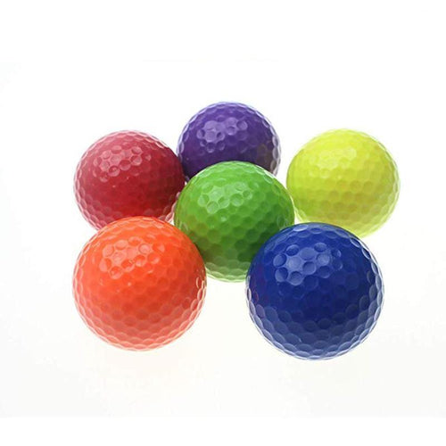 Colorful Mini Golf Balls - kribigolf