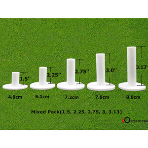 Finger Ten Golf Rubber Tee - kribigolf