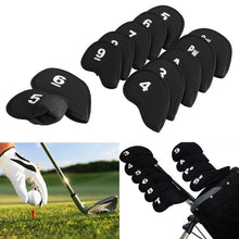 Load image into Gallery viewer, Iron Putter Protective Head Cover - kribigolf