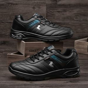 Non-slip Waterproof Lightweight Golf Shoes - kribigolf
