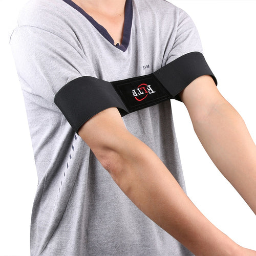 39 X 7 cm Elastic Nylon Golf Arm Posture Motion Correction - kribigolf