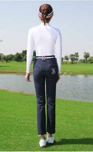 Breathable High-elastic Golf Pants - kribigolf
