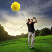 Load image into Gallery viewer, Soft Dimpled Elastic Golf Ball - kribigolf