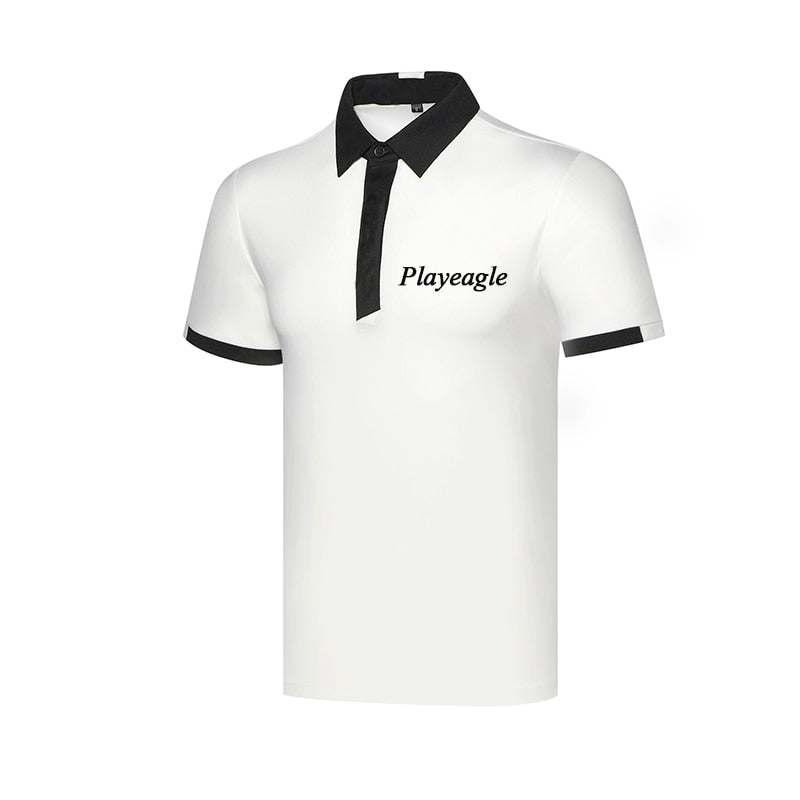 2019 Summer Golf Shirt Men Sportswear - kribigolf