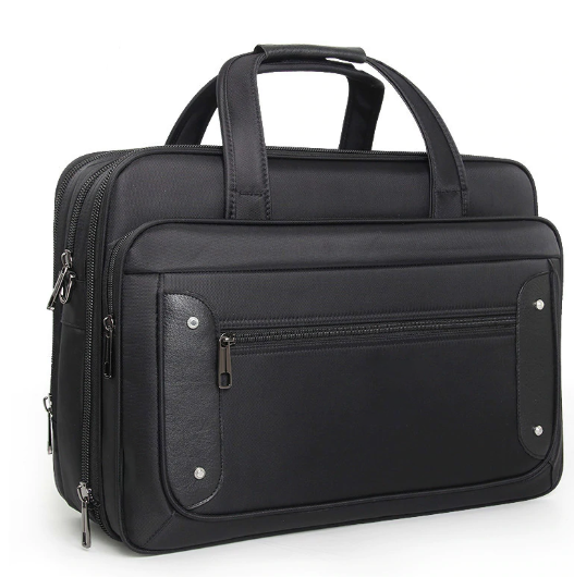 Business man's briefcase