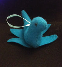Load image into Gallery viewer, Cute Handmade Nessie Ornament