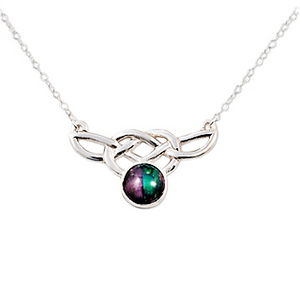 HeatherGems Celtic Necklet in Sterling Silver
