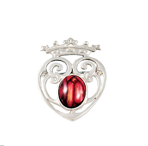 HeatherGems Luckenbooth - Sterling Silver