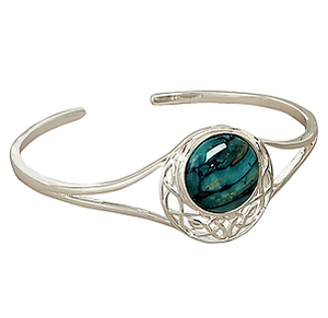 """ NEW "" Cormag Celtic Bangle"