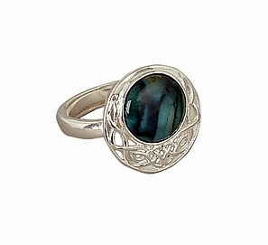 """ NEW ""  Cormag Celtic Ring"
